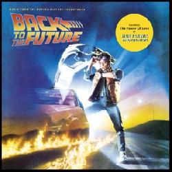 copertina FILM Back To The Future (ritorno Al Futuro)