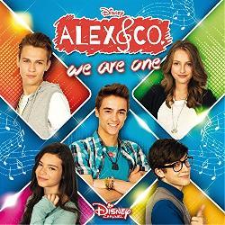 copertina ALEX & CO. We Are On