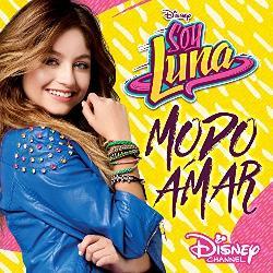 copertina FILM Soy Luna - Modo Amar