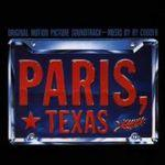copertina COODER RY Paris Texas (film)