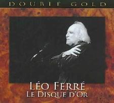copertina FERRE LEO Le Disque D'or (2cd)