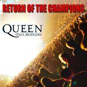 copertina QUEEN Return Of The Champions (2cd)