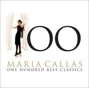 copertina CALLAS MARIA 100 Best Maria Callas (6cd)