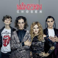 copertina MANESKIN Chosen