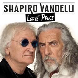 copertina SHAPIRO & VANDELLI Love And Peace