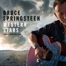 copertina SPRINGSTEEN BRUCE Western Stars