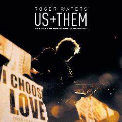 copertina WATERS ROGER Us + Them (2cd)
