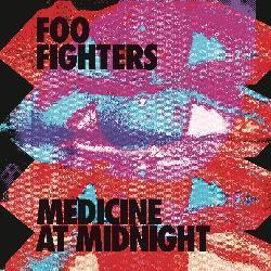 copertina FOO FIGHTERS Medicine At Midnight