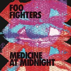 copertina FOO FIGHTERS Medicine At Midnight (vinyl Blue Lim.edt. )