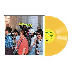 copertina CALCUTTA Mainstream (yellow Coloured Vinyl)