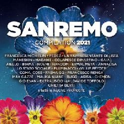 copertina VARI Sanremo 2021 (2cd)