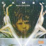 copertina CAMEL Rain Dances