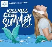 copertina VARI Kiss Kiss Pay Summer 2020 (2cd)