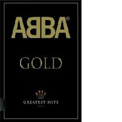 copertina ABBA Gold