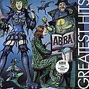 copertina ABBA Greatest Hits