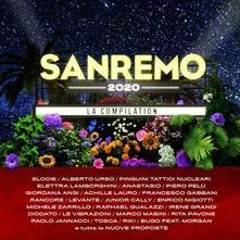 copertina VARI Sanremo 2020 (2cd)