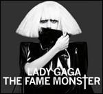 copertina LADY GAGA The Fame Monster  (2cd)