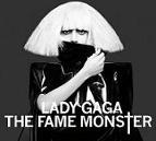 copertina LADY GAGA The Fame Monster