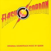 copertina QUEEN Flash Gordon
