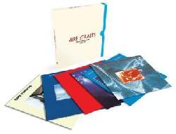 copertina DIRE STRAITS The Studio Album (1978-1991) (8 Lp 180 Gr.+codice Download)