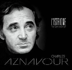 copertina AZNAVOUR CHARLES L'istrione (the Very Best)