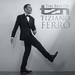 copertina FERRO TIZIANO The Best Of Tiziano Ferro (2cd)