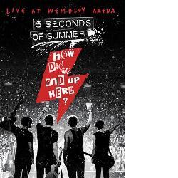 copertina 5 SECONDS OF SUMMER Live At Wembley Arena