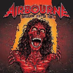 copertina AIRBOURNE Breakin' Outta Hell