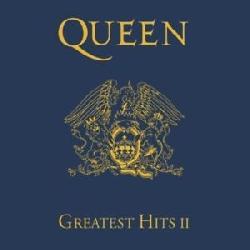 copertina QUEEN Greatest Hits 2 (2lp)