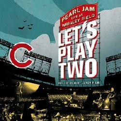 copertina PEARL JAM Let's Play Two (2cd)