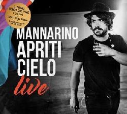 copertina MANNARINO ALESSANDRO Apriti Cielo Live (3cd)