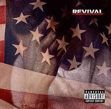 copertina EMINEM Revival
