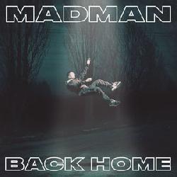copertina MADMAN Back Home
