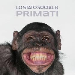 copertina LO STATO SOCIALE Primati (2cd+dvd)