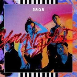 copertina 5 SECONDS OF SUMMER Youngblood