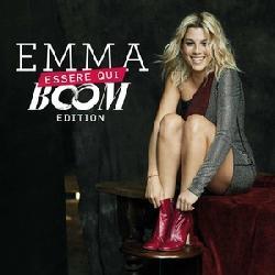 copertina EMMA Essere Qui (boom Edition)