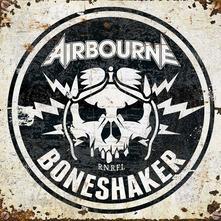 copertina AIRBOURNE Boneshaker