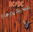 copertina AC/DC Fly On The Wall