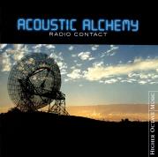 copertina ACOUSTIC ALCHEMY Radio Contact