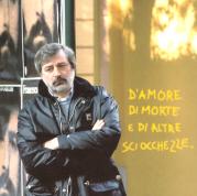 copertina GUCCINI FRANCESCO D'amore Di Morte E Di Altre S