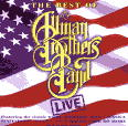 copertina ALLMAN BROTHERS BAND The Best