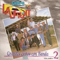 copertina GRUPO LABERINTO Grandes Exitos Con Banda Vol.2