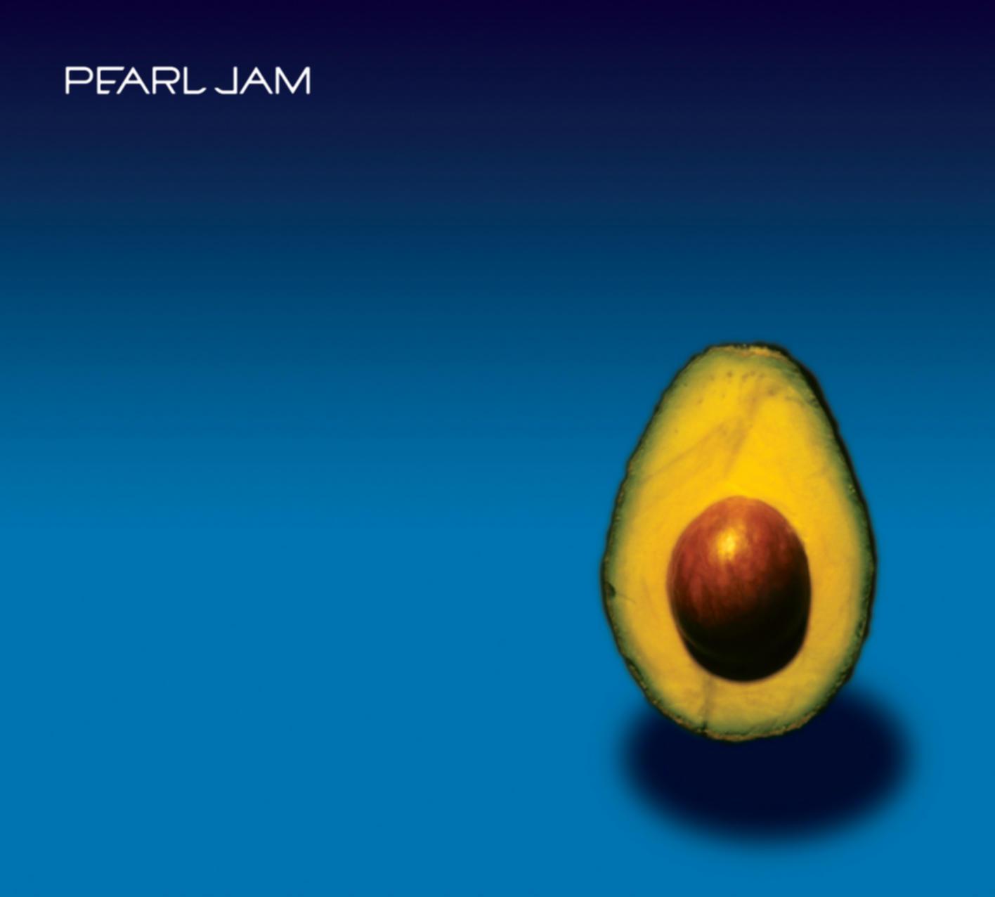 copertina PEARL JAM Pearl Jam