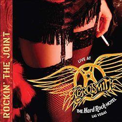 copertina AEROSMITH Rockin' The Joint - Live At The Hard Rock