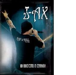copertina J-AX Un Anno Come Io Comanda