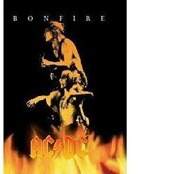copertina AC/DC Bonfire  (box 5cd Tribute Bon Scott)