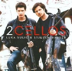 copertina 2CELLOS 2 Cellos
