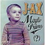 copertina J-AX Meglio Prima (?)