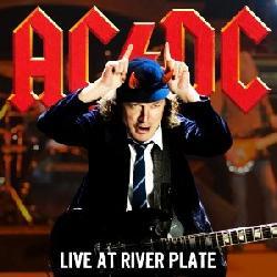 copertina AC/DC Live At River Plate (2cd)