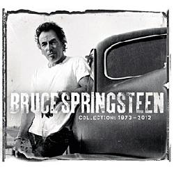 copertina SPRINGSTEEN BRUCE Collection (1973-2012) (2cd)